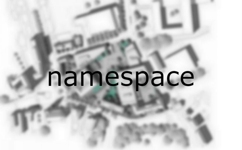 Namespace на пальцах